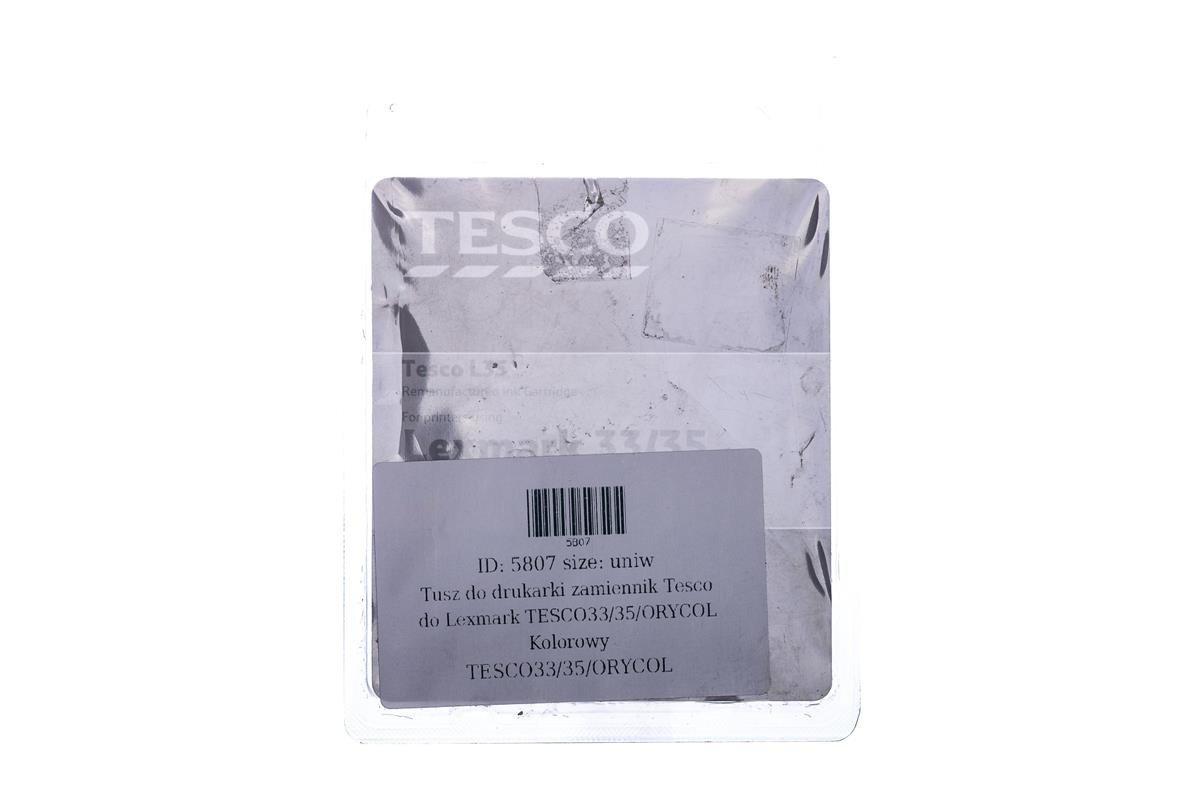 Ink cartridgesTesco Lexmark 33/35