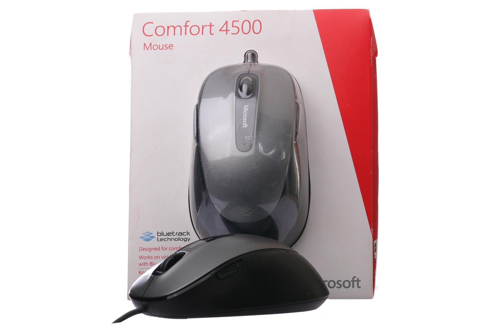 e2731ac38d4 Microsoft Comfort Mouse 4500 4FD-00023 Optical Mouse USB | Computers ...