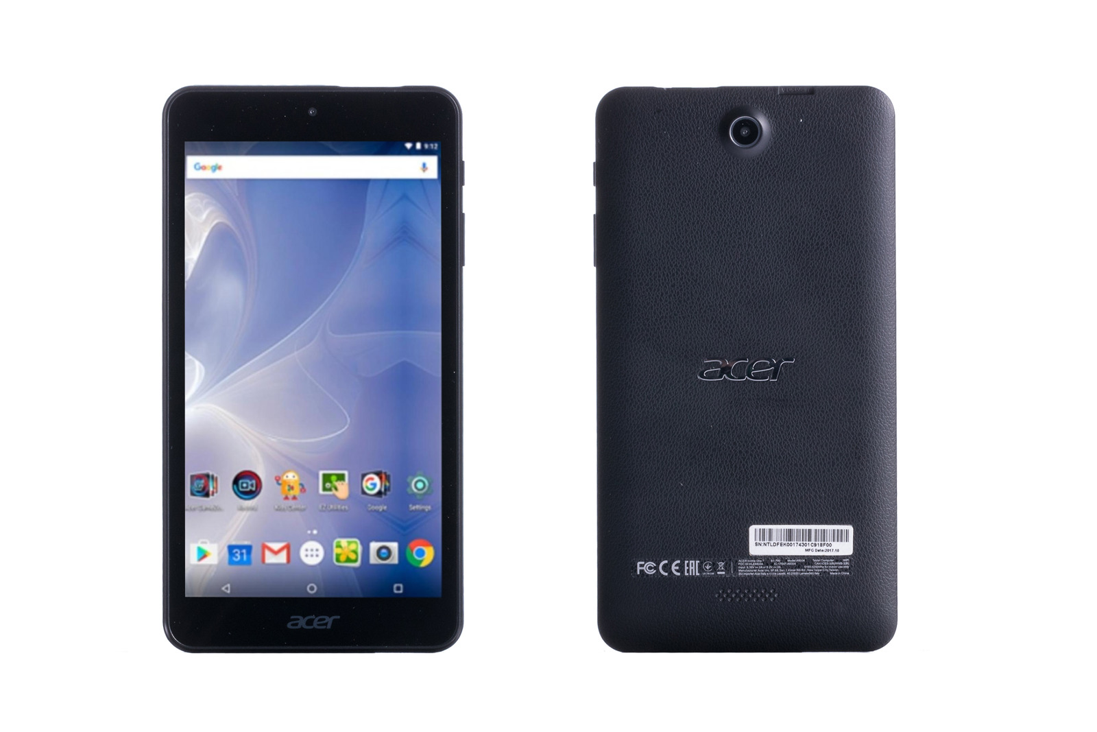 Tablet Acer Iconia One 7 16GB Wi-Fi Black B1-790 Grade B